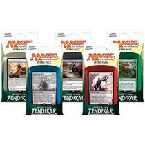 Lançamento Magic Batalha Por Zendikar Deck Premiere Pack