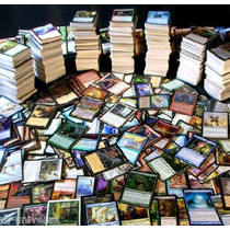 Lote De Magic - 500 Cartas - O Mais Barato Do Ml - 5 Raras