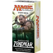 Magic The Gathering Mtg Battle For Zendikar Event Deck