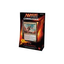 Baralho Cartas Mtg Magic Gathering Comander Wade Into Battle