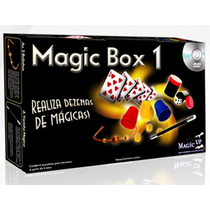 Mágica Kit De Mágica - Box 1