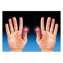Dlite Par - Vermelho - Silicone Bateria Trocável Luz Mágica