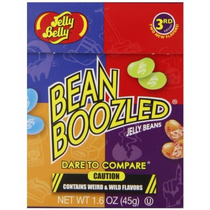 Jelly Belly - Bean Boozled - 3ªedição Novos Sabores 45g