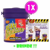 Desafio Jelly Belly Balas Bean Boozled Caixa Mágica + Brinde