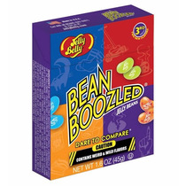 Bean Boozled - Jelly Belly - Desafio Novos Sabores