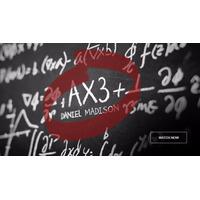 Mágica - Ax3 - Uma Mágica Que Nunca Perderá Seu Encanto.