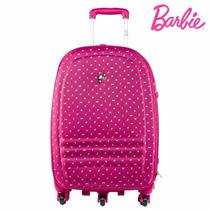 Mala Barbie Coleção 2016 Tamanho M 23 | Mf10060bbrs23