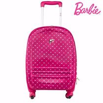 Mala Viagem Barbie 5 Rodas 360 C/ Expansor -grande-mf10060bb