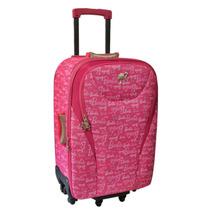 Mala De Viagem Barbie Classic 360º Primicia - Média- 9296/3