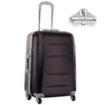 Mala De Viagem Executiva Santino Grande Abs + Lock Code