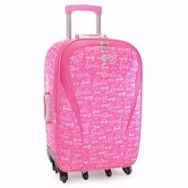 Mala De Viagem G Barbie Classic Ba9296/4 Grande