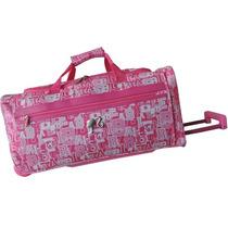 Sacola Barbie Letras Ba2409