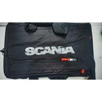 Mala Bolsa De Viagem Scania - Grande - Original.
