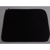 Capa Case Pasta Preta Notebook Até 15.1 Polegadas Retire Rj