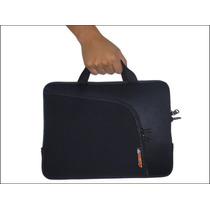 Capa Case P/ Notebook C/ Bolso Externo -15.6
