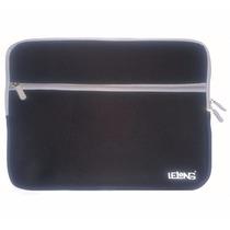 Capa Protetora Para Notebook De 13 Á 14 Polegadas C/ 2 Zíper