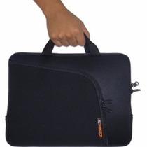 Capa Case Para Notebook Asus 17.3 Polegadas Com Bolso Grande