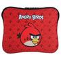Capa Angry Bird Case Laptop Tablet Original Neoprene 14 Verm