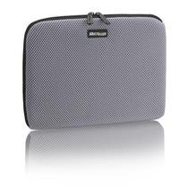 Bolsa Case Para Netbook 10¿ Neoprene Prata, Azul E Roxa
