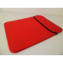 Case Capa Neoprene Dupla Face P/ Notebook Tablet - Até 12