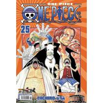 Mangá - One Piece Nº 25 Panini