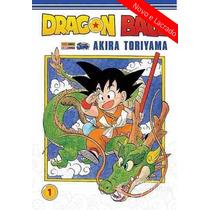 Mangá Dragon Ball Vol 1 - Panini Raridade - Nova E Lacrado!