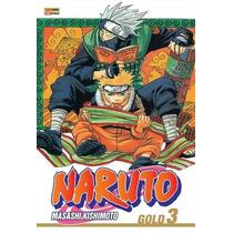 Manga - Naruto Gold Nº 03 17/out