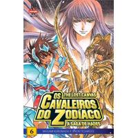 Mangá - Cavaleiros Do Zodíaco Lost Canvas Saga De Hades Nº06