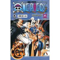 Mangá One Piece Nº41