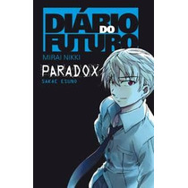 Diário Do Futuro - Mirai Nikki -jbc- Paradox