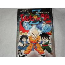 Hq Manga Dragon Ball Z Nº 7 Z-39 Akira Toriyama Ed Nov 2001