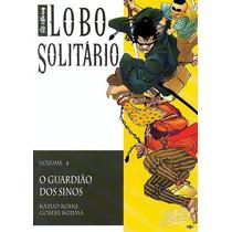 Mangá - Lobo Solitário Nº 04 Panini