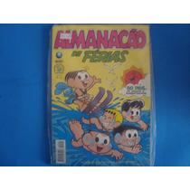 Cx Al 58 -//- Gibi Almanacão De Ferias Turma Da Monica 25