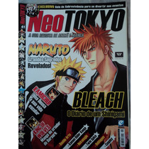Revista/mangá-neotokyo Número 41-naruto,king Of Wolves