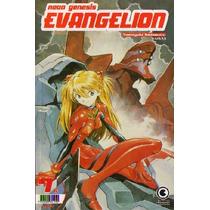 Neon Genesis Evangelion 07 Gainax Manga Conrad Mc
