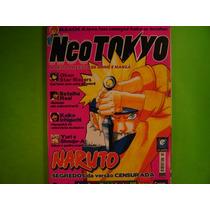 Mangá Hq Dc Revista Gibi Raridade Neotokyo Volume 14
