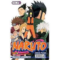 Hq-manga-naruto:edição Pocket Vol.37