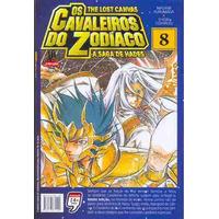 Mangá - Cavaleiros Do Zodíaco Lost Canvas Saga De Hades Nº08