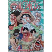 Mangá - One Piece Nº 60 Panini