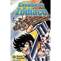 Mangá - Cavaleiros Do Zodíaco Nº 43