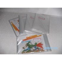 Saquinhos Plástico/gibis Pocket C/100 Und 13 X 20 Cm Hqs Fj