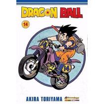 Dragon Ball 14! Mangá Panini! Lacrado! Complete Sua Coleção!