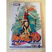 Naruto Pocket Nº 06 - Novo E Lacrado!!! ( Baú Comic Shop)