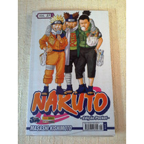 Naruto Pocket Nº 21 - Novo E Lacrado!!! ( Baú Comic Shop)