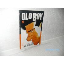 Manga Old Boy Nº4 Por Garon Tsuchiya -edit.sampa - Equipe Fj