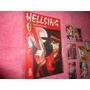 Hellsing N° 1, Mangá Raridade, Editora Jbc, + Brinde