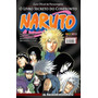 Mangá - Naruto O Livro Secreto Do Confronto - Guia Oficial