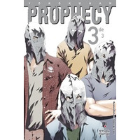 Mangá Prophecy Volumes 1, 2 E 3 Coleção Completa-oferta Jbc