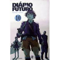 Mangá: Diário Do Futuro Vol. 10 - Mirai Nikki