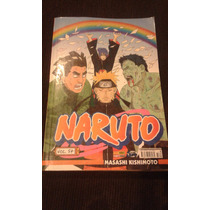 Naruto 54 Masashi Kishimoto Manga Hq Gibi